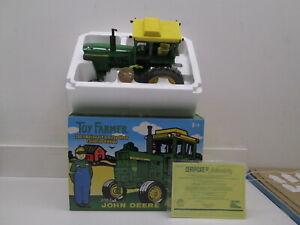 JOHN DEERE TOY FARMER 4520, WITH PLASTIC, NIB