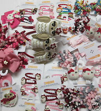 NWT GYMBOREE WHOLESALE HAIR ACCESSORY LOT ALL GIRLS $50 RETAIL READ DESCRIPTION