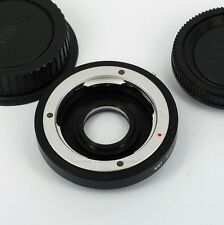 MD-EOS Mount Adapter Ring Minolta MD MC Lens to CANON EOS 60D 650D 7D 600D T4 T3