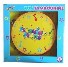 Children's Toy Tambourine