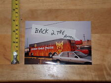 RARE OLD PHOTO INSANE CLOWN POSSE ICP JECKEL BROTHERS TOUR BUS #1