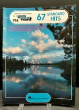 EZ Play Today #194 67 Standard Hits Sheet Music Song Book Piano Organ Keys T19
