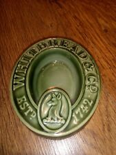 Ceramic Whitbread pub ashtray