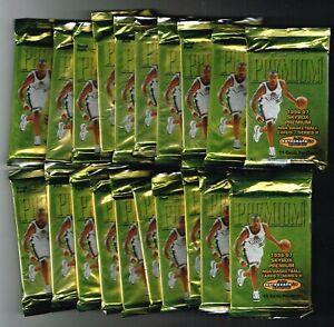 Lot Of (20) UNOPENED 1996-97 Skybox Premium Series 2 Retail Basketball Packs NBA