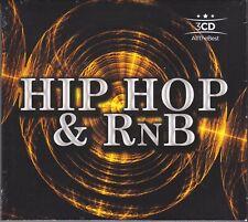 3 CD ♫ Audio Box HIP HOP & RnB ~ TUTTI I SUCCESSI ~ THE BEST ~ IL MEGLIO nuovo