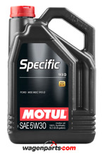 Aceite Motor Motul Specific Ford 913D 5W30 Acea A5/B5 Land Rover, 5 litros