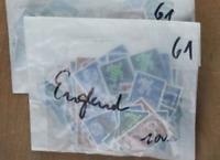 1961 Großbritannien; 100 Serien Europa, MiNr. 346/48, postfrisch/MNH, ME 80€