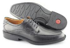 Men's ECCO 'Windsor' Black Leather Square Toe Oxfords Size US 11 EUR 45