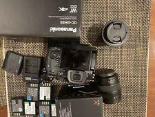 Panasonic LUMIX GH5s 10.2MP Mirrorless Camera - Black With Accessories