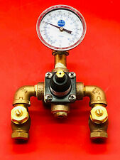 Bradley S19-2000GR Thermostatic Mixing Valve S192000GR, 7 GPM at 30 PSI Flow