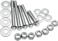 DIAMOND ENG. PB540S Stainless Steel Motor Mount Bolt Kit