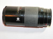 Minolta AF (Maxxum) 70-210mm Lens FREE SHIPPING