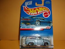 Hot Wheels  For Life  1999 first edition 1956 Ford truck # 22 of 26