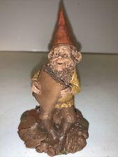Newt gnome - Tom Clark, #39, 1985 Cairn Studio