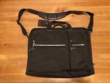 TUMI Briefcase Messenger Padded Laptop Bag Model 26114D4