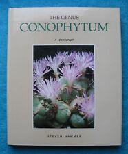 THE GENUS CONOPHYTUM A Conograph Steven HAMMER 0620176334