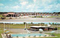 Quality inn & Campgrounds Ashburfn Ga I75 MWM Dexter R E Drew