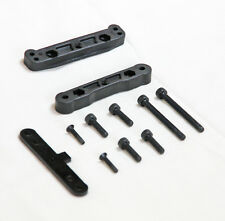 HoBao Hyper 7 TQ2 Front hinge pin holders, Suspension upper and lower holders