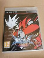 BlazBlue Continuum Shift Extend  PS3 Game - New sealed German box plays english