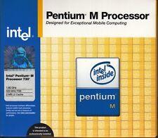 INTEL PENTIUM M 730 MOBILE 1.60GHZ 533FSB 2MB CACHE SOCKET 478 - NICE!