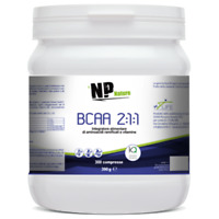 PROMO! BCAA KYOWA Aminoacidi Ramificati  2 1 1  600 COMPRESSE  con vit. B6  B12