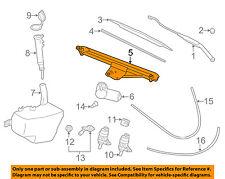 Saturn GM OEM 01-05 L300-Windshield Wiper Motor Transmission 22699213
