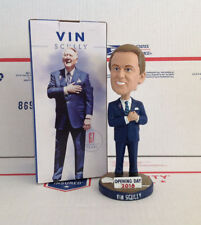 Vin Scully 2016 Los Angeles Dodgers Stadium Exclusive Promo Bobblehead SGA