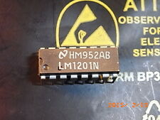 LM1201N NSC Video Amplifier DIP-16 National Semiconductor