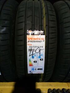 205 55 16  BRAND NEW HANKOOK TYRES, £60  INCLUDES FITTING
