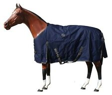 Winter Horse Tungsten Rug~1200 Denier 220gm Fill~Tough/Lightweight~Navy  SALE