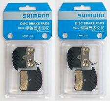 Shimano BR-H03C (x2) Ice-Tec Saint Zee Metal Disc Brake Pads Retail