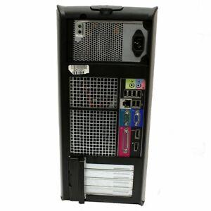 DELL 780 TOWER CORE2DUO 2.9GHz/4GB RAM/500GB HDD/DVDRW/WINDOWS XP PRO