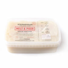 Melt & Pour Soap Base Organic 1Kg (SOAP1KORGA)