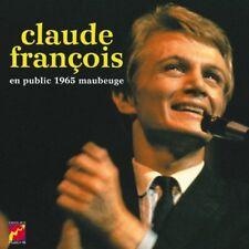 Claude François - En Public 1965 : Maubeuge [CD]