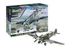 Airplane Model Kit Revell Supermarine Spitfire Mk.ixc Tecknik 1 32