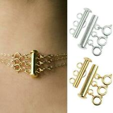 Hot Multi Strand Necklace Detangler Untangling Layered Necklace Clasp Spacer