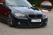 Spoilerschwert Frontspoiler ABS für BMW E90 E91 3er 08-11 ABE schwarz glänzend