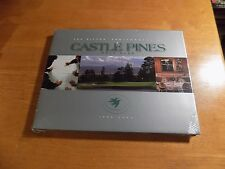 SILVER ANNIVERSARY OF CASTLE PINES GOLF CLUB 1980-2005 NEW SEALED!!