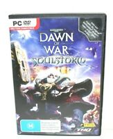 WARHAMMER 40,000 DAWN OF WAR : SOULSTORM - PC GAME