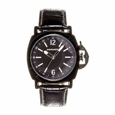 Monument Men's 'Rank' Alloy Case Analog Watch MMT4683
