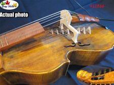 "Copy old gamba SONG Maestro 6x8 strings 19 1/4""viola da gamba baryton #11866"