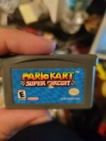 Mario Kart: Super Circuit (Game Boy Advance, 2001) Tested Authentic Cart Only