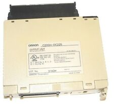 OMRON C200H-OC225 OUTPUT MODULE 250 VAC/24VDC, 2A/P, 8A/U, C200HOC225