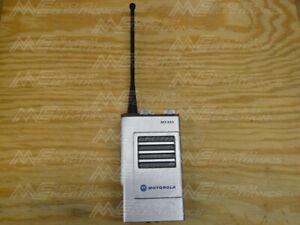 Motorola H44SSU3140AN MX340-S, T Band, 470 - 512 MHz.