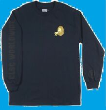 BRAND NEW CLSC A BATHING CURIOUS GEORGE APE Logo Long Sleeve Graphic Tee Blue XL