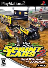 Sprint Cars 2: Showdown at Eldora - Playstation 2 Game Complete