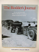 The Rodder's Journal Magazine  Number 22/2003  El Mirage 1947/The Aztec