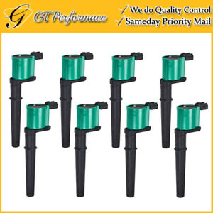 Performance Ignition Coil 8PCS Set for Avanti/ Ford/ Lincoln/ Mercury/ Panoz V8