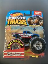 NEW Hot Wheels Monster Trucks Bigfoot #9 Target Exclusive Deco Car Toy In Hand