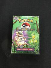 Pokemon TCG Jungle Edition Power Reserve Theme Deck (Sealed, NIB)